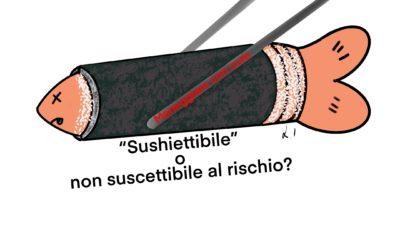 """Dal pesce crudo ai contenitori per il food delivery: """"coronavirus free""""?"""