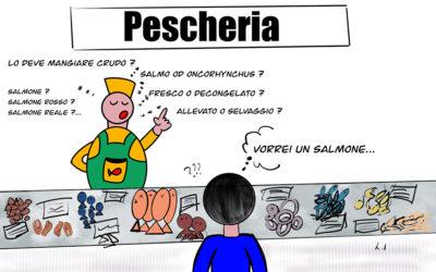 """L'Abc del salmone su """"La Cucina Italiana"""""""